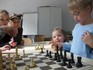 Schachklasse Semen Kletsermann Slowo e.V. Frankfurt