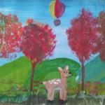 Herbstimpression, Kristina Lobenstein